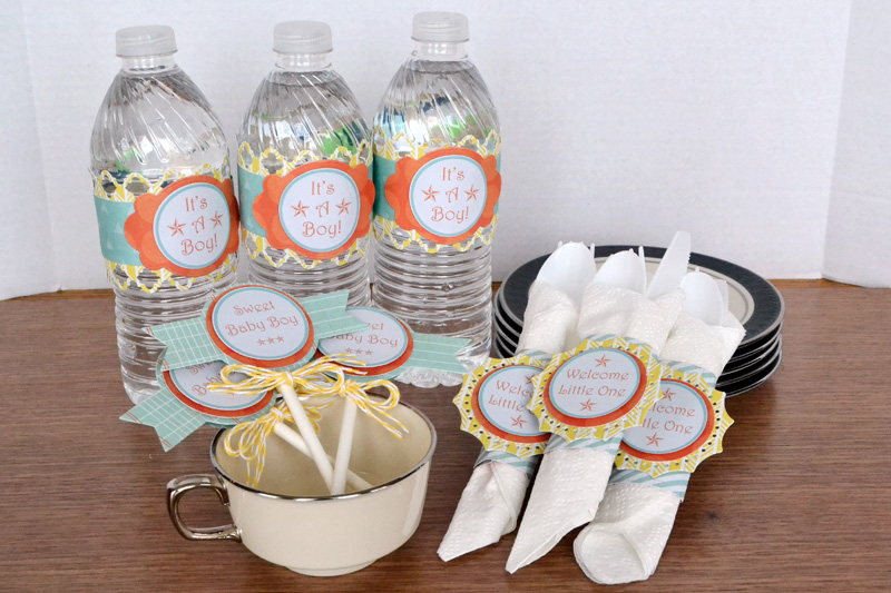 We R Baby Shower Decor by Aly Dosdall