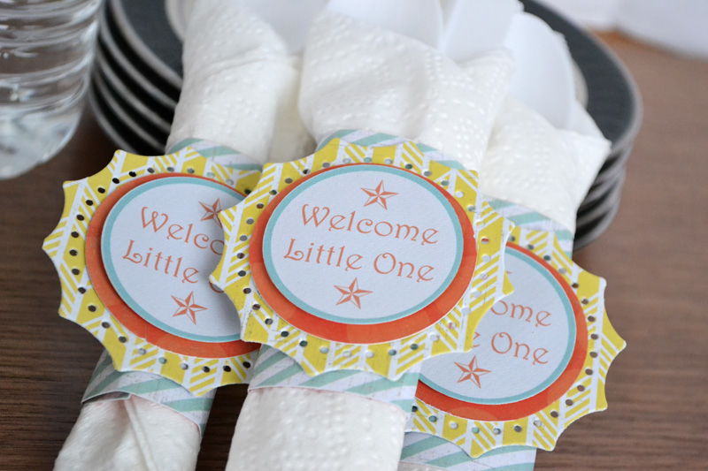 We R Baby Shower Decor by Aly Dosdall_napkin rings