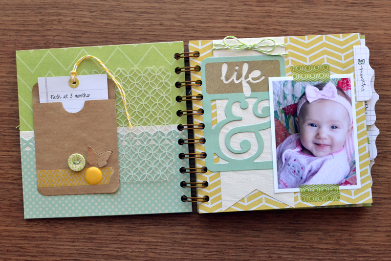 We R Cinch Baby Book by Aly Dosdall_page 1