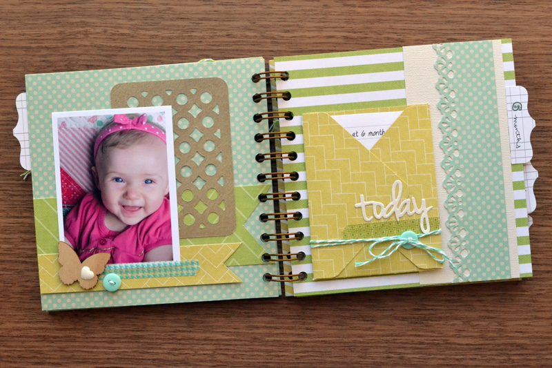 We R Cinch Baby Book by Aly Dosdall_page 2