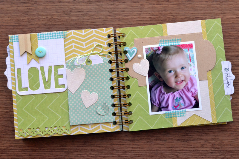 We R Cinch Baby Book by Aly Dosdall_page 3