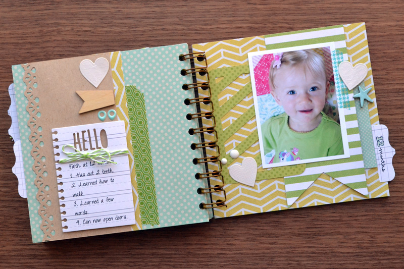 We R Cinch Baby Book by Aly Dosdall_page 4