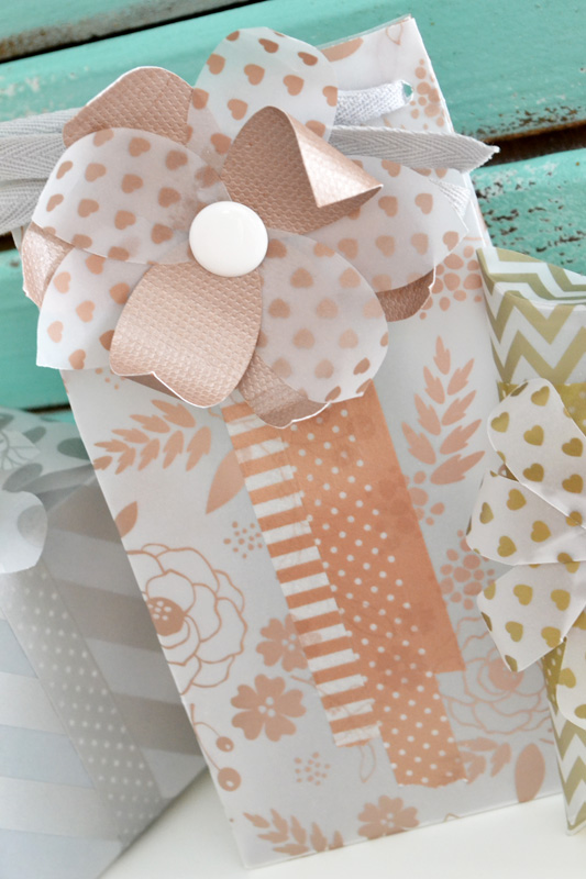 We R Vellum Gift Bag by Aly Dosdall