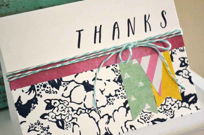 We R Letterpress Cards Gift Set by Aly Dosdall_close
