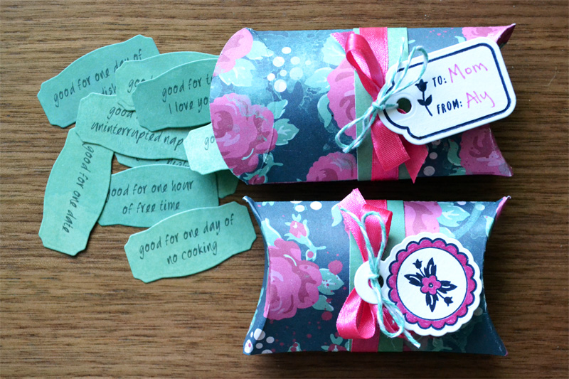 We R Mothers Day Coupon Boxes by Aly Dosdall 1