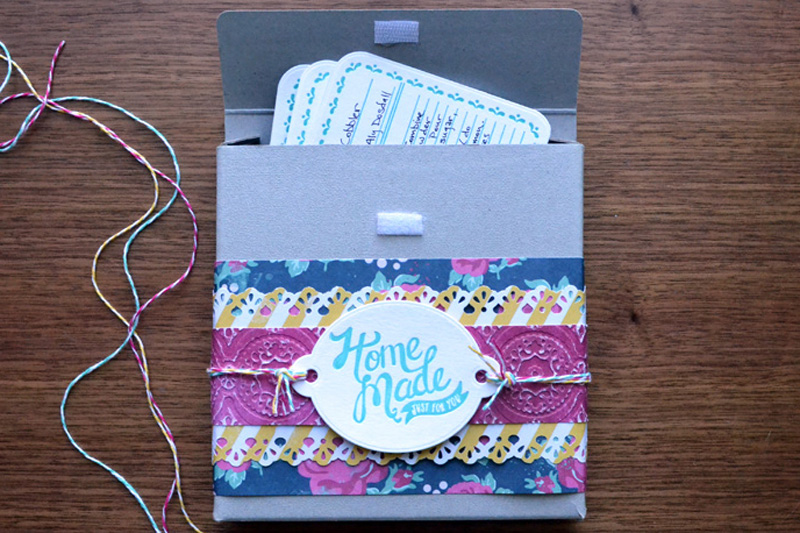 We R Recipe Card Gift Set by Aly Dosdall 2
