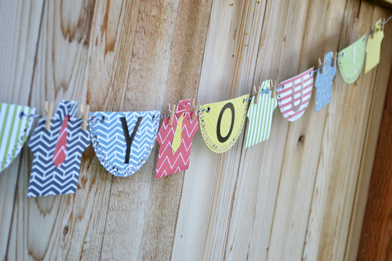 We R Fathers Day Banner by Aly Dosdall_close