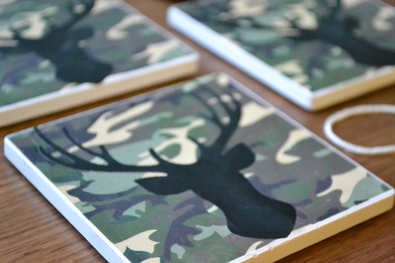 We R Fathers Day Coasters by Aly Dosdall_close