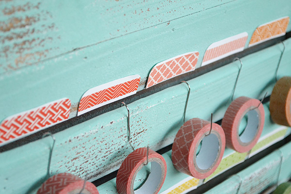 Washi Tape Storage by Aly Dosdall_close 1