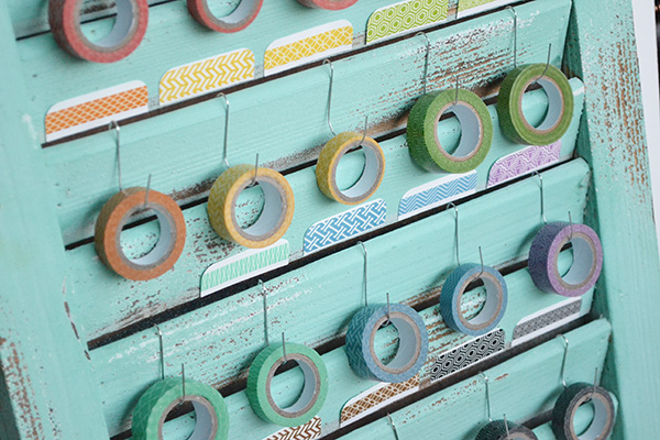 Washi Tape Storage by Aly Dosdall_close 2