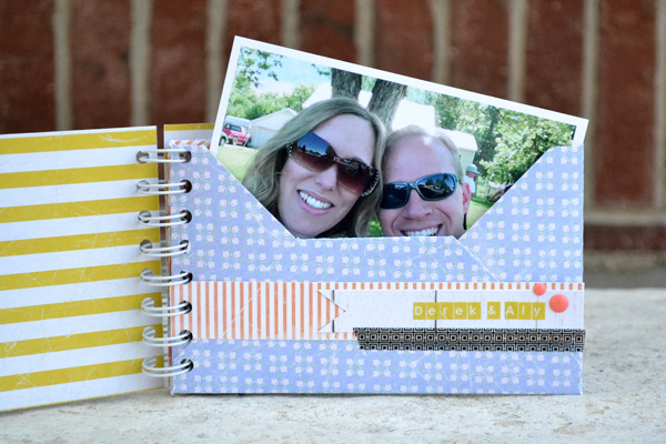 We R Family Reunion Cinch Book by Aly Dosdall_page 1