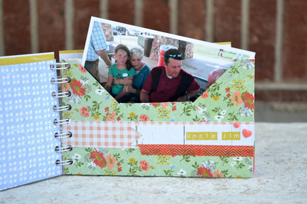 We R Family Reunion Cinch Book by Aly Dosdall_page 2