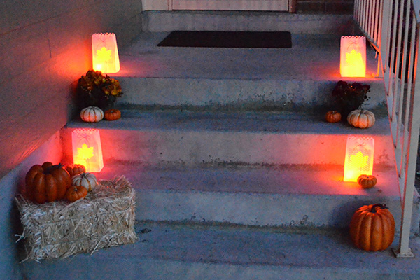 fall luminaries by aly dosdall 2