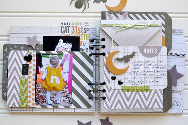 Halloween Costume Mini Album by Aly Dosdall_page 2