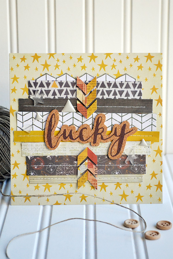 Lucky Card by Aly Dosdall