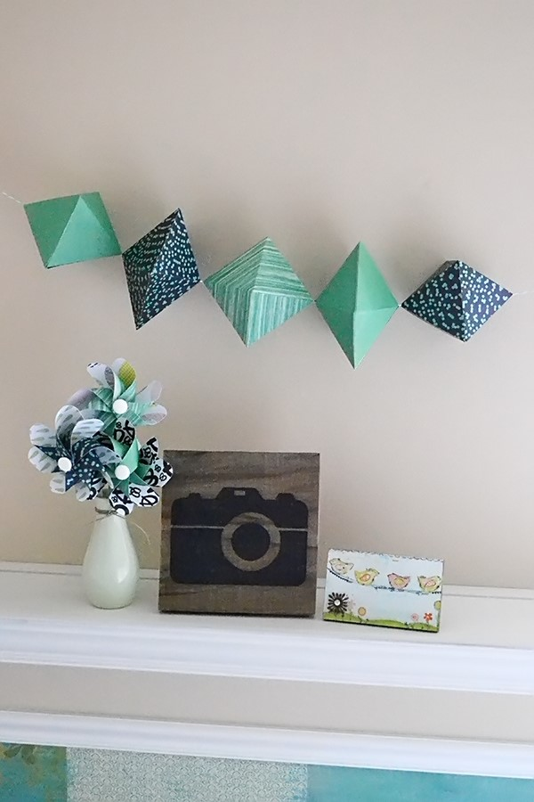 Paper Gem Garland by Aly Dosdall_filtered