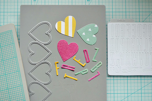 Valentine Candy Bar Wrappers by Aly Dosdall_dies