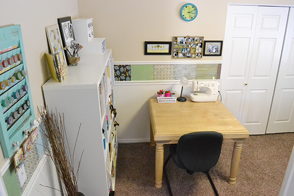 aly dosdall craft room 2