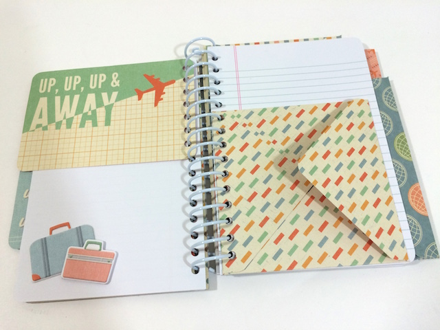 Travel Journal by Traci Penrod7