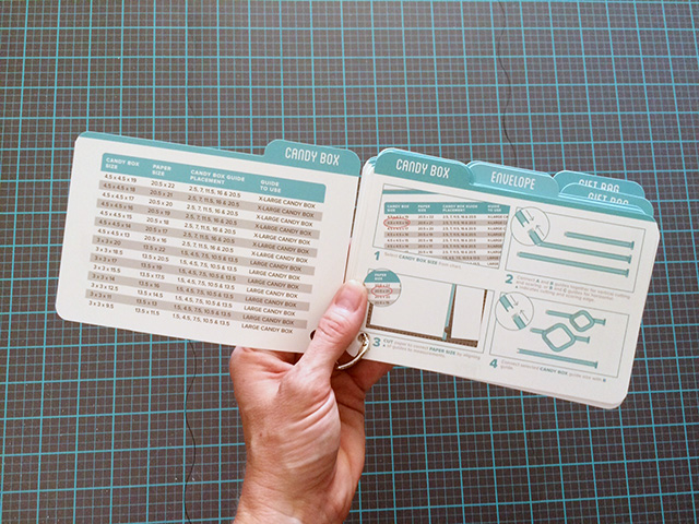 We R template studio instruction booklet