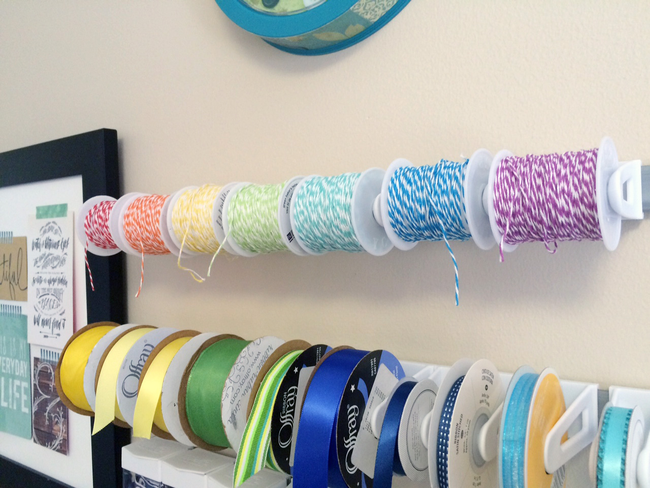 we r snap storage large ribbon clips by aly dosdall