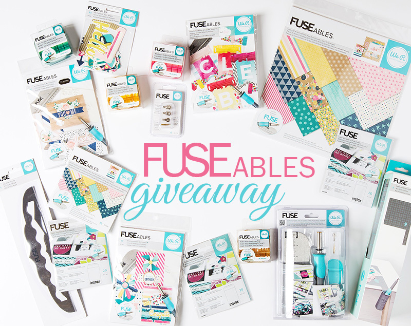 FUSEables Giveaway_WR