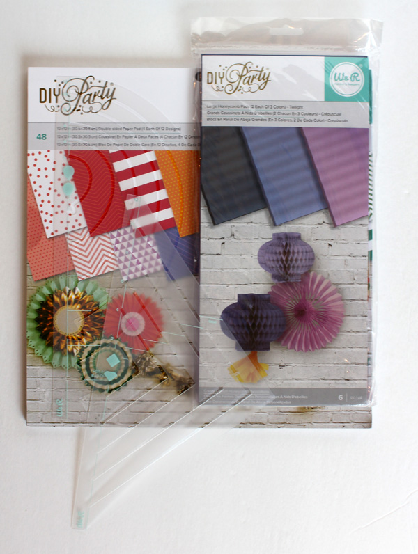 Honeycomb Card and Decoration by Samantha Taylor 2