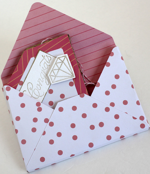 Honeycomb Card and Decoration by Samantha Taylor 9