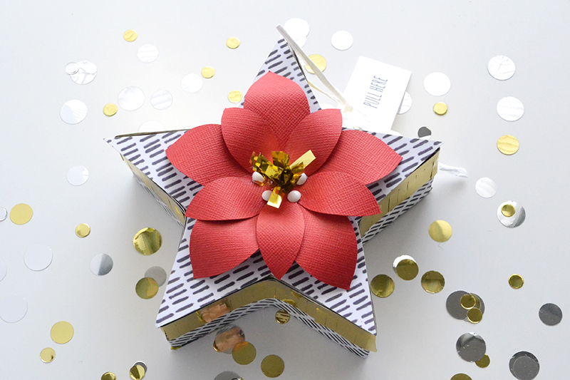 Star Mini Pinata Gift Boxes 5