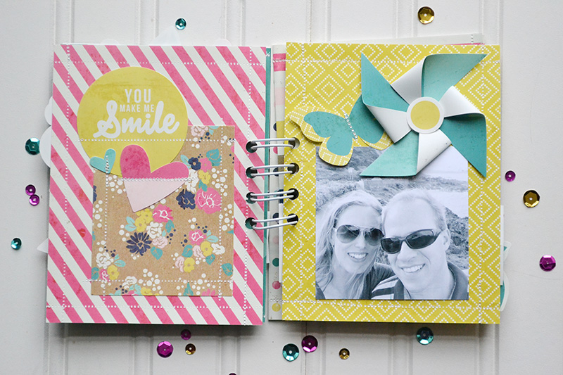 FUSEables Mini Album by Aly Dosdall 5
