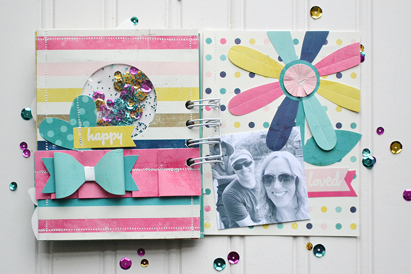 FUSEables Mini Album by Aly Dosdall 8