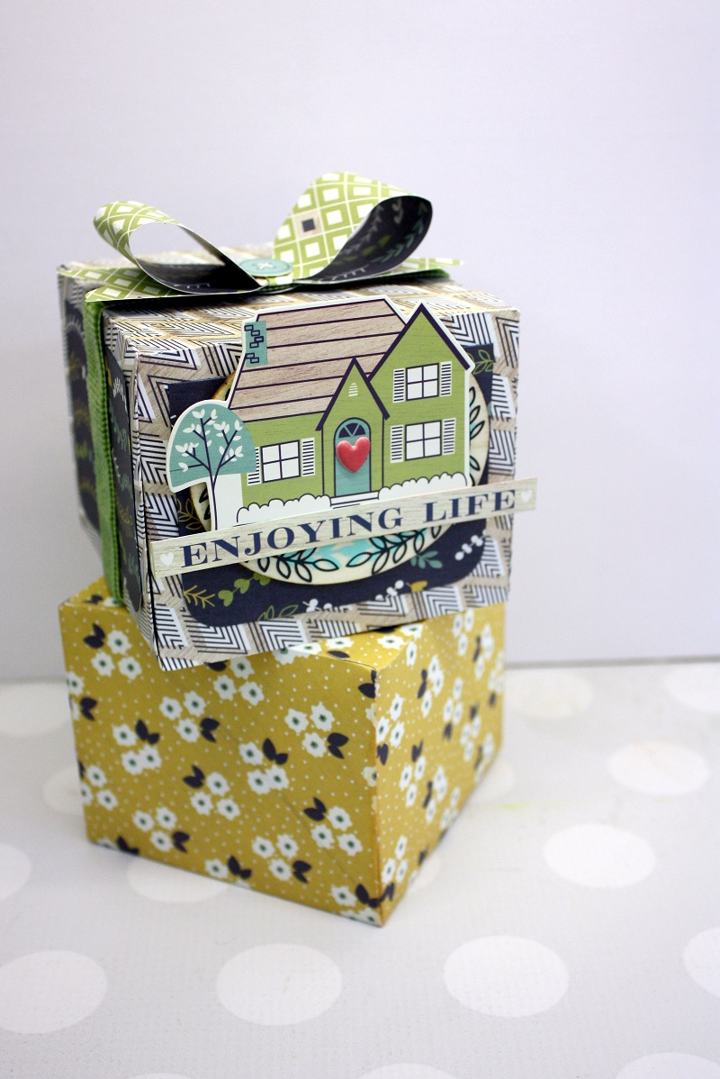 Shellye McDaniel-123 Bunch Board Gift Box Honey I'm Home7