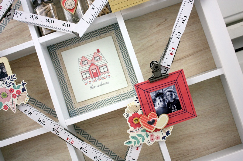 Shellye McDaniel-Honey I'm Home Storage Frame5
