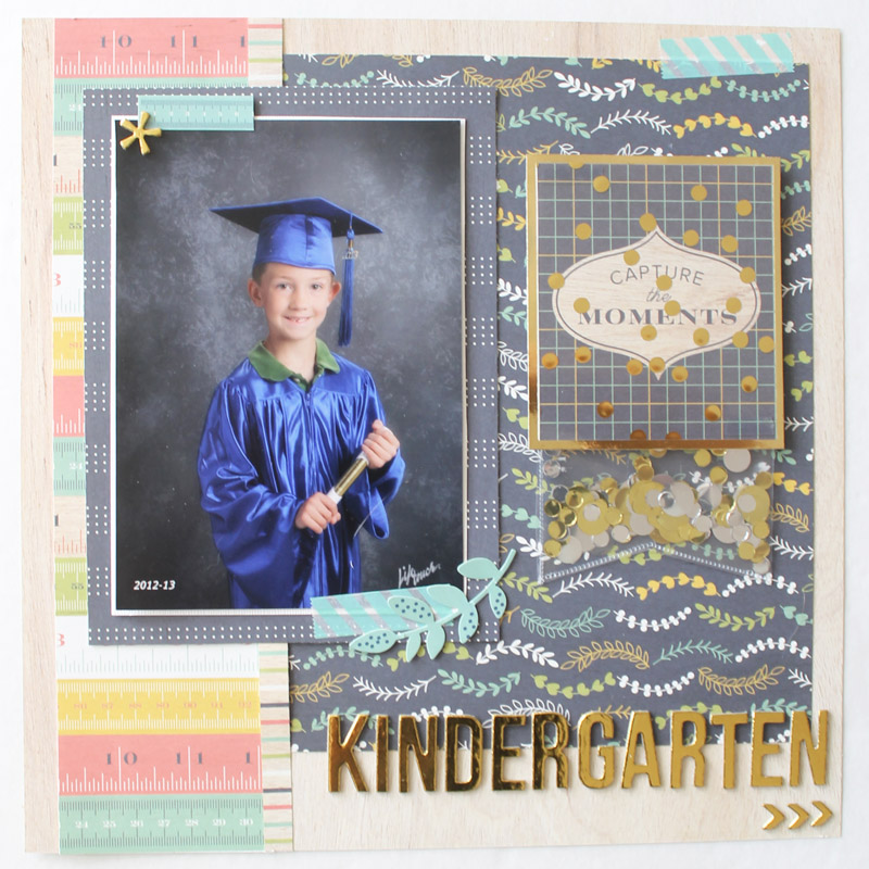 Graduation Layout by Laura Silva 1