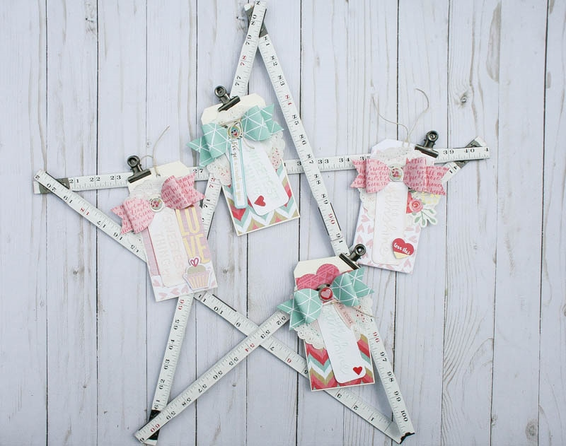 Welcome Baby Tags by Wendy Antenucci