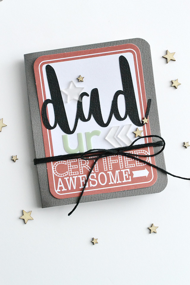 fathers day accordion pocket coupon book 5