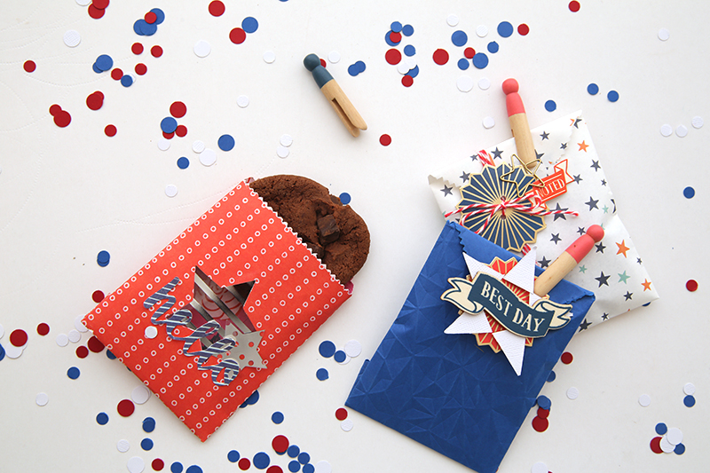 Patriotic Treat Bags by Eva Pizarro 13