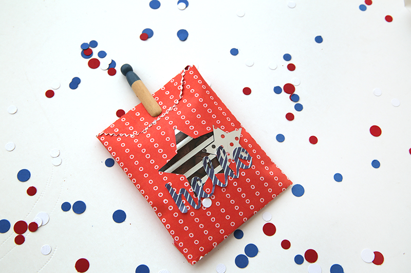 Patriotic Treat Bags by Eva Pizarro 5