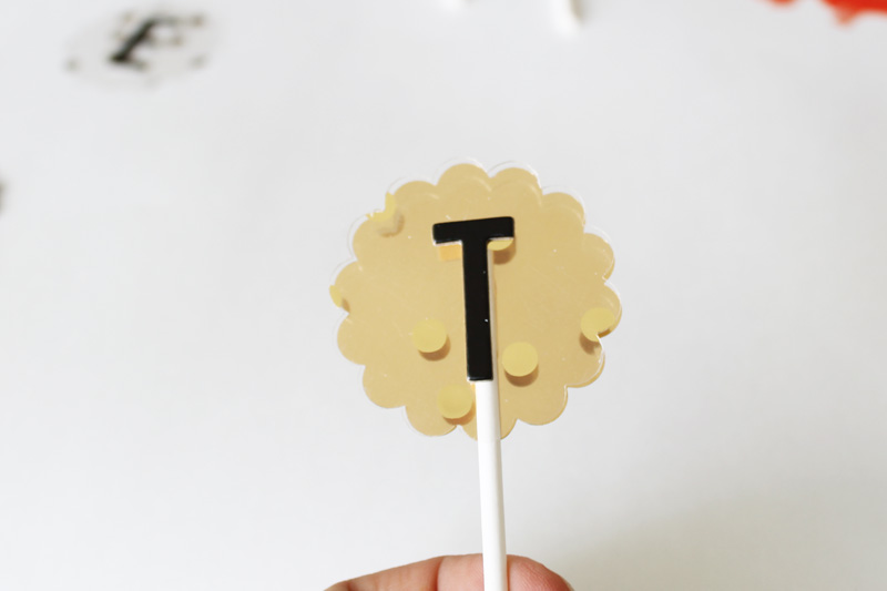 Celebrate Cupcake Toppers by Laura Silva 6