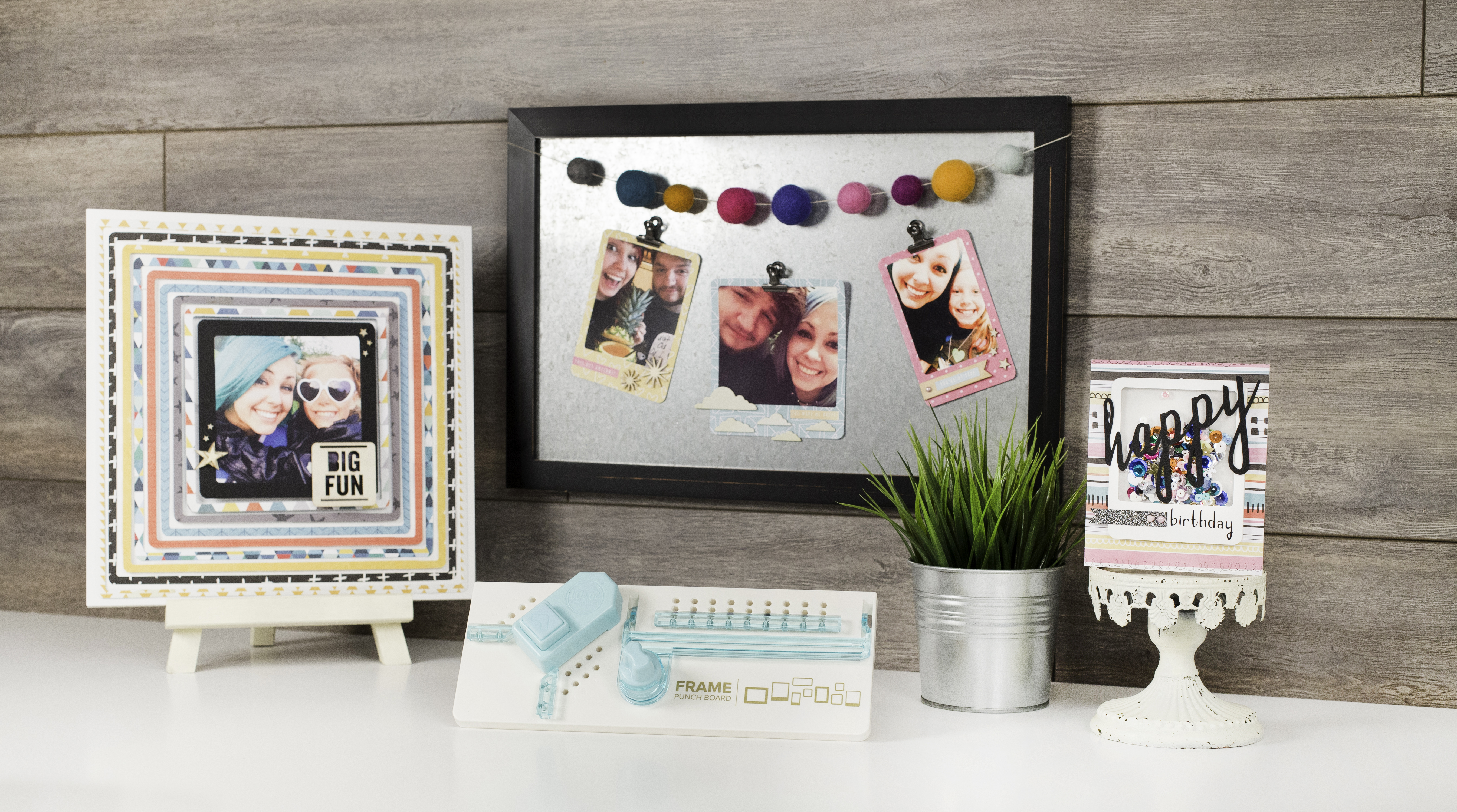 Frame Punch Board from We R Memory Keepers