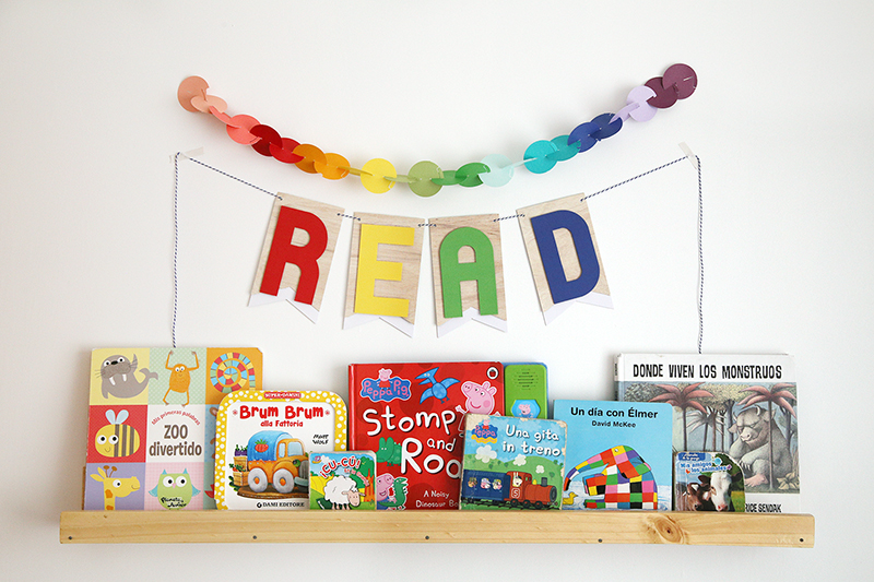 Classroom decor ideas by Eva Pizarro for We R Memory Keepers
