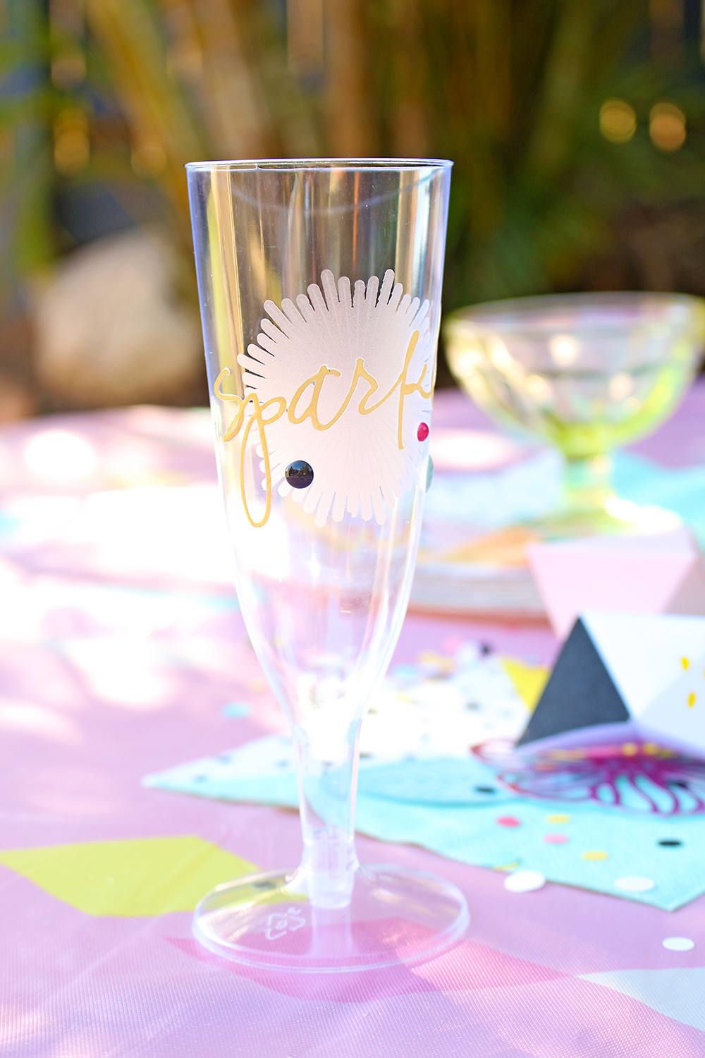 Mother's Day Brunch Decor by Chantalle McDaniels for We R Memory Keepers