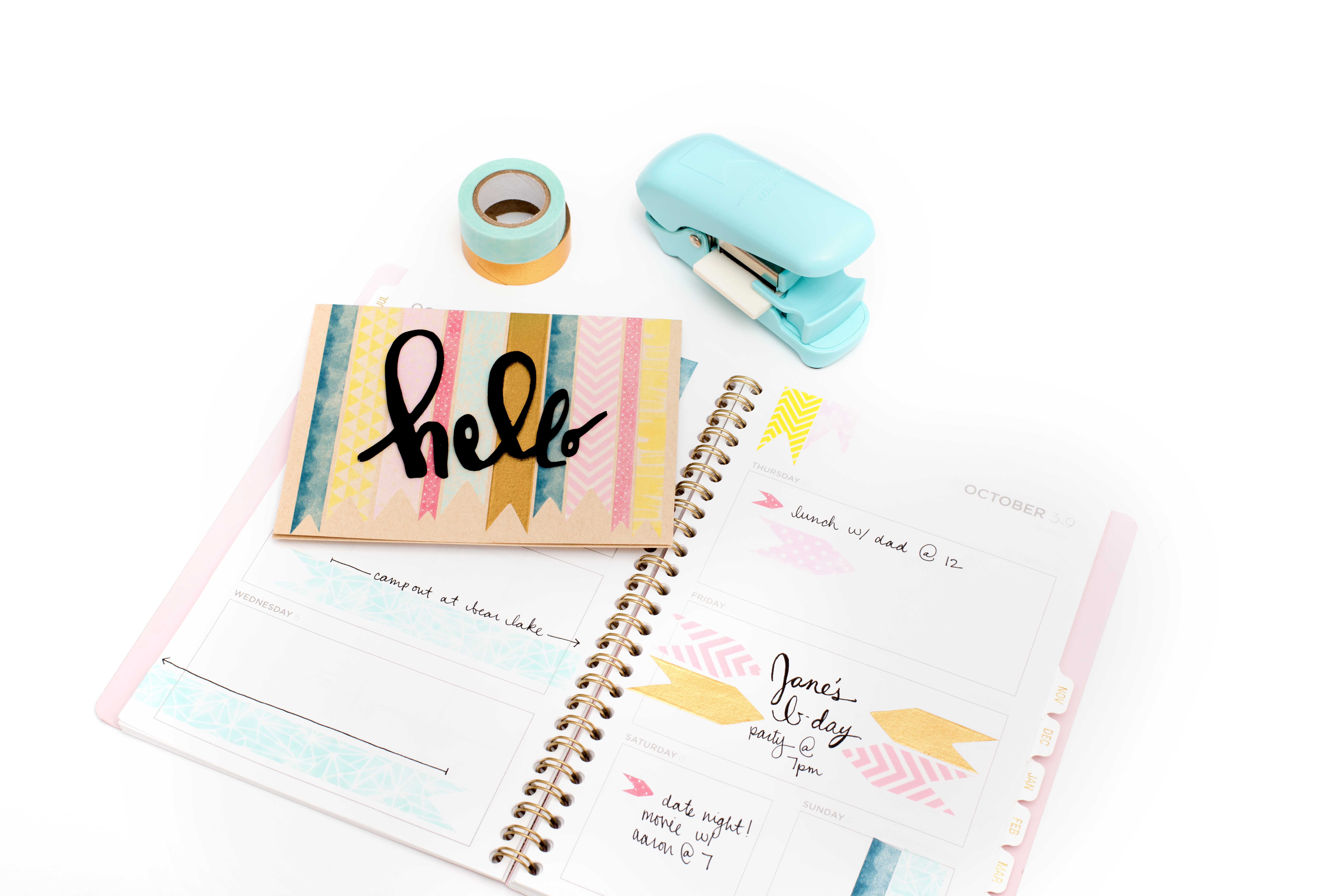 Washi Chomper by We R Memory Keepers