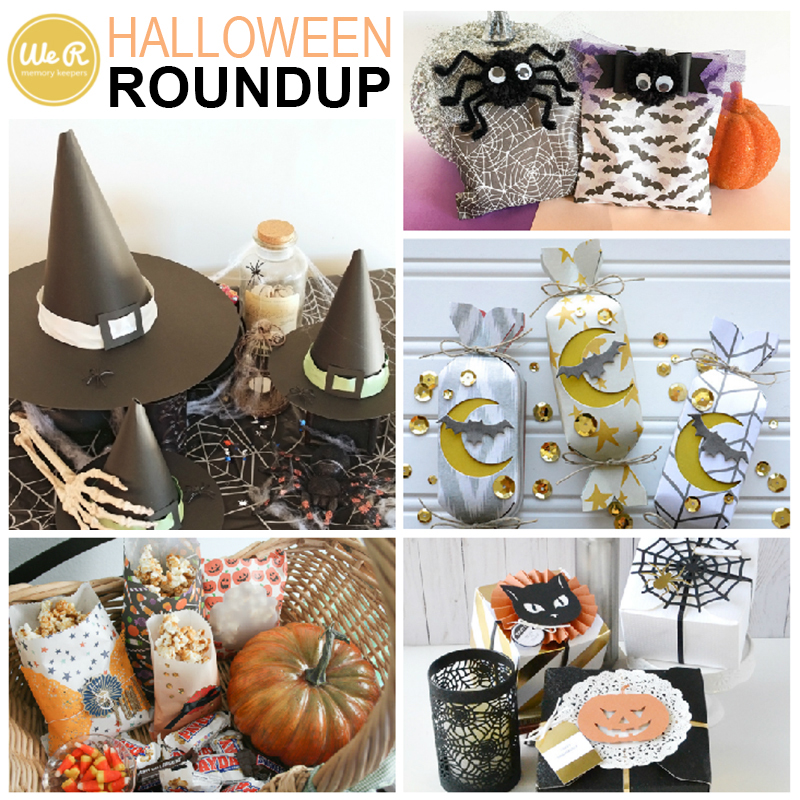 We R Memory Keepers Halloween Craft Roundup