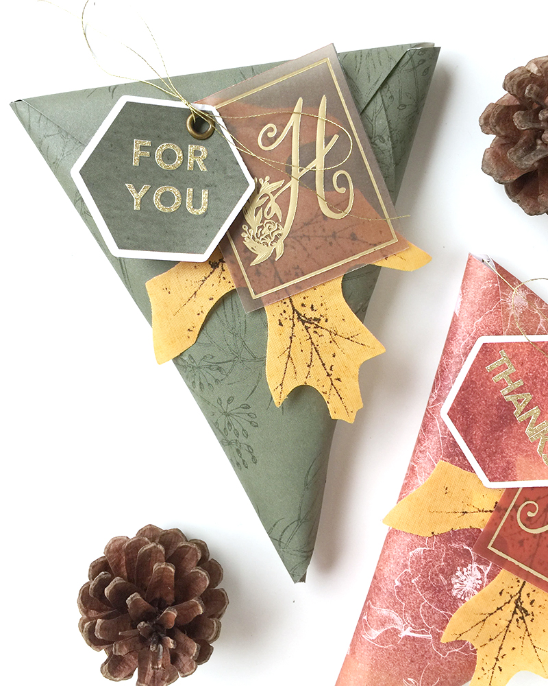 Thanksgiving Hostess Gifts by Aly Dosdall for We R Memory Keepers