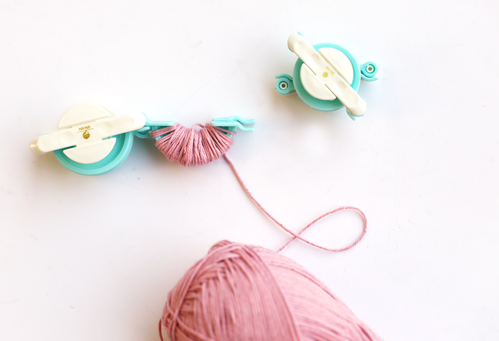 DIY Party Pom Pom Maker by We R Memory Keepers
