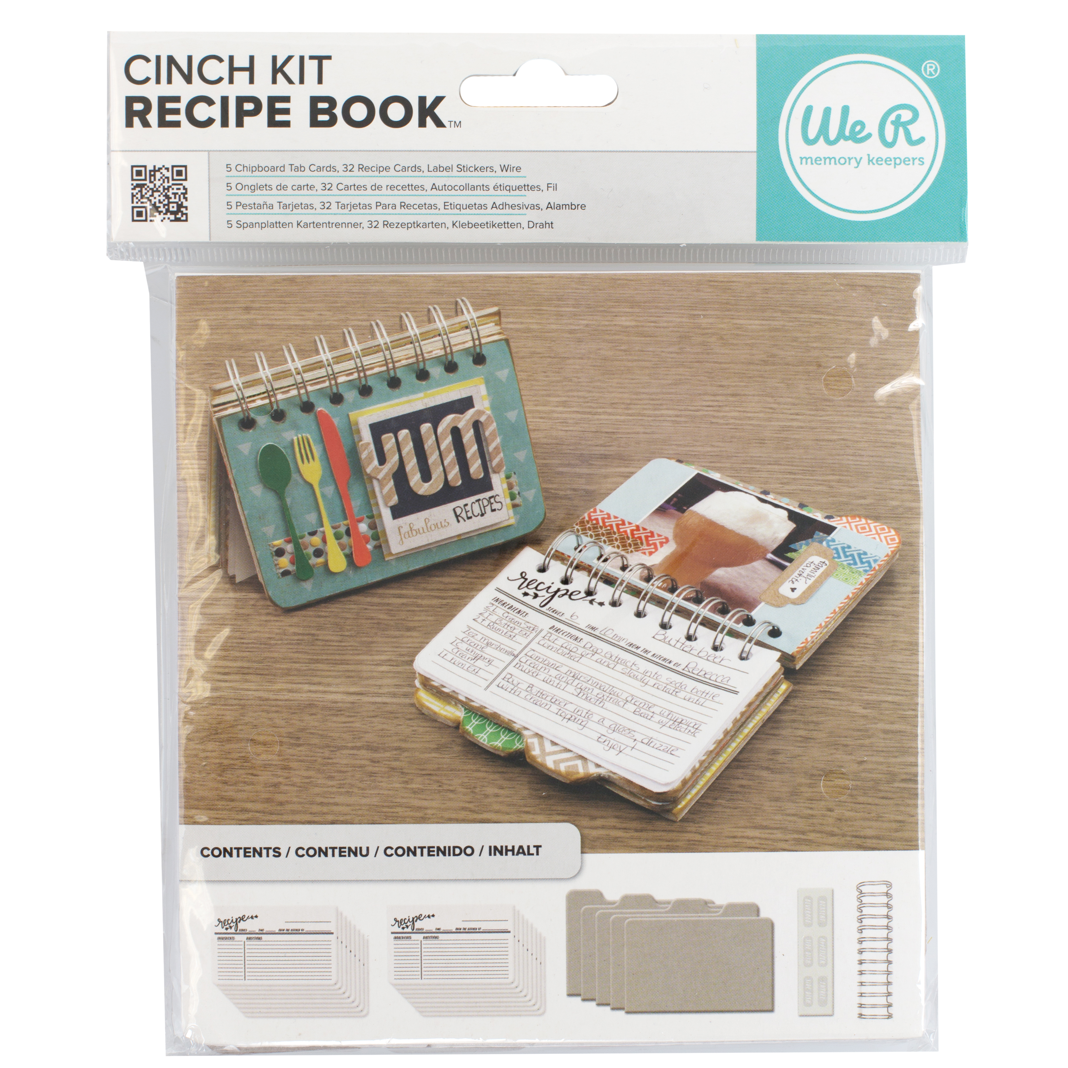 Home GIFT GUIDE Under 15 Cinch Kit Recipe Book