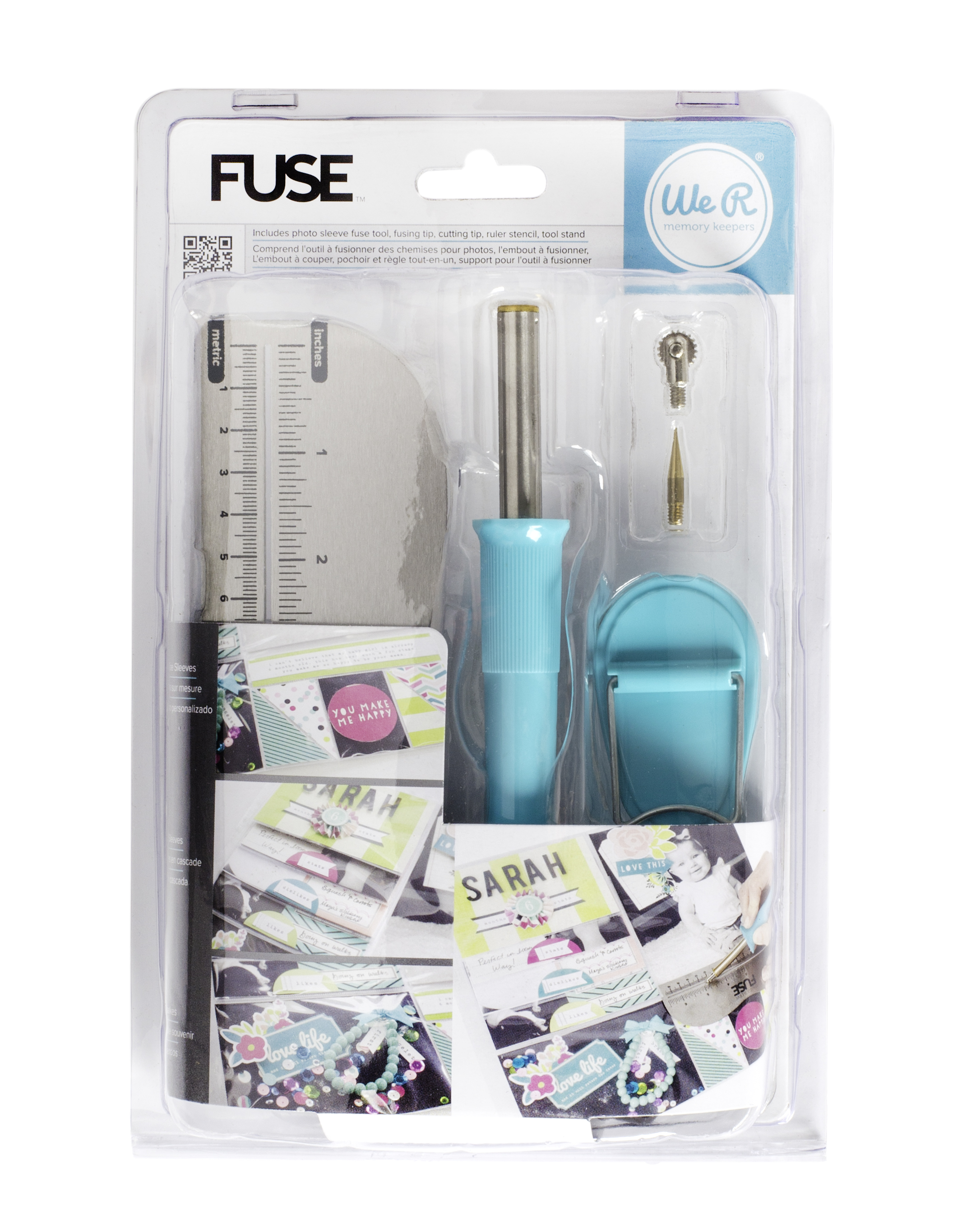 Fuse Mat and Holder by We R Memory Keepers