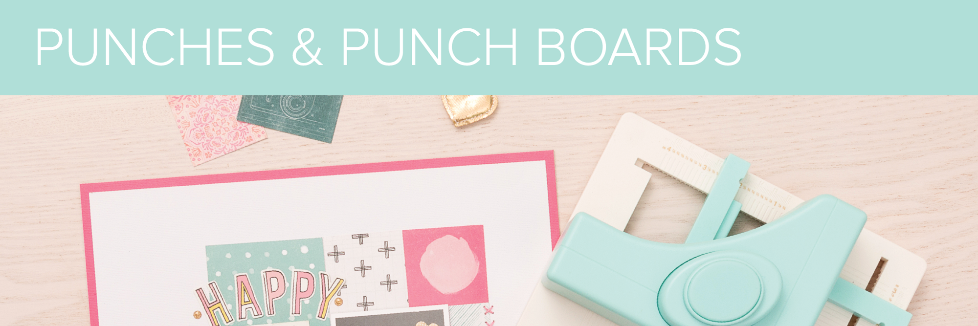 Punches and Punch Boards