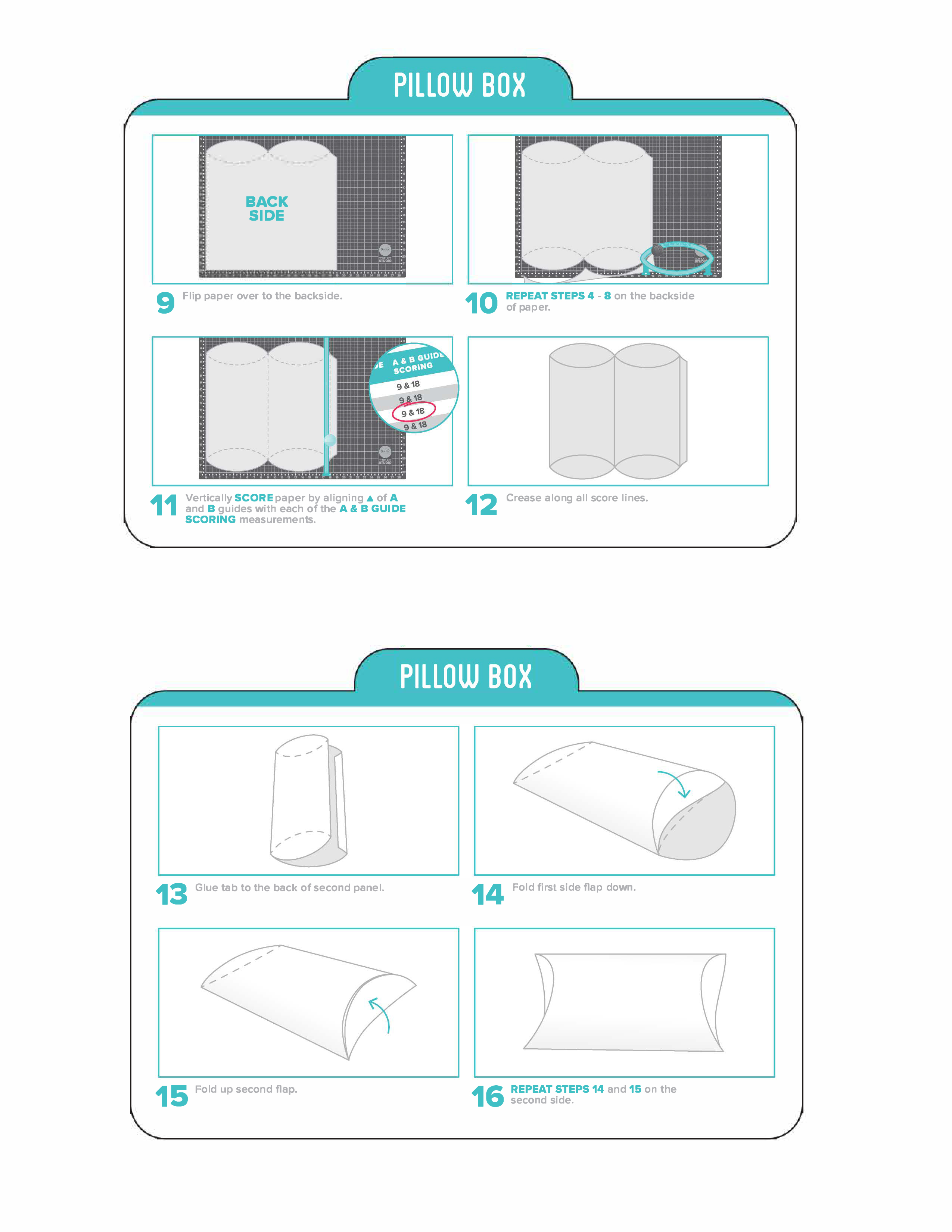 Template Studio - Pillow Box Instructions_P3